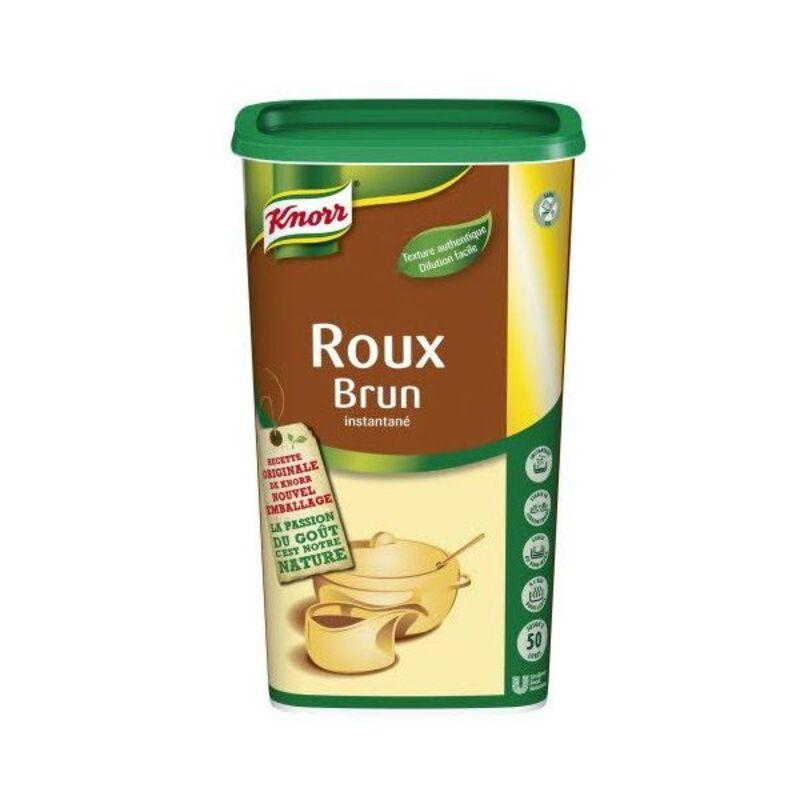 Roux brun instantané Knorr 1 kg