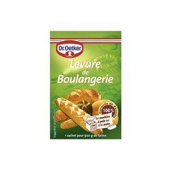 Levure de boulangerie Ancel 7 g (x3)