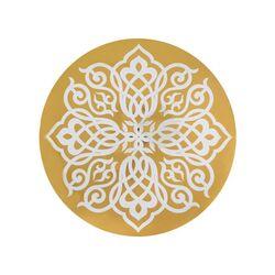Set de table oriental doré (x6)