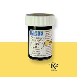 Colorant pâte or PME 25 g