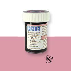 Colorant pâte rose PME 25 g