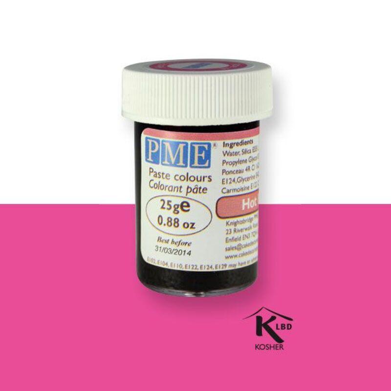 Colorant pâte fuchsia PME 25 g