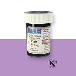 Colorant pâte mauve PME 25 g