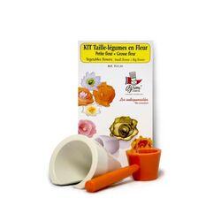 Kit sculpture fruits et légumes