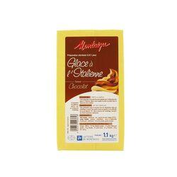 Mix glace chocolat stérilisé UHT 1,1 kg