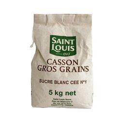 Cassons de sucre n°1 Saint-Louis 5 kg