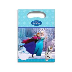 Pochette cadeaux La Reine des Neiges (x6)