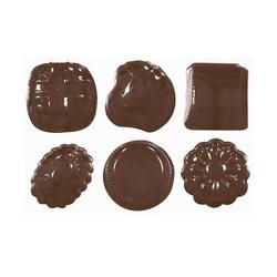 Moule thermoformé pour chocolat Pralines