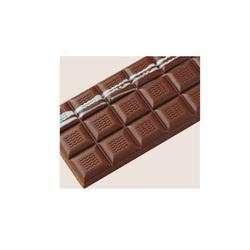 Moule chocolat polycarbonate Tablettes rayées