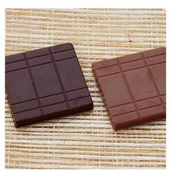 Moule carrés de chocolat polycarbonate