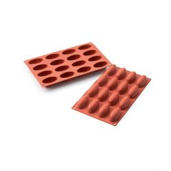 Moule silicone sushis ovales