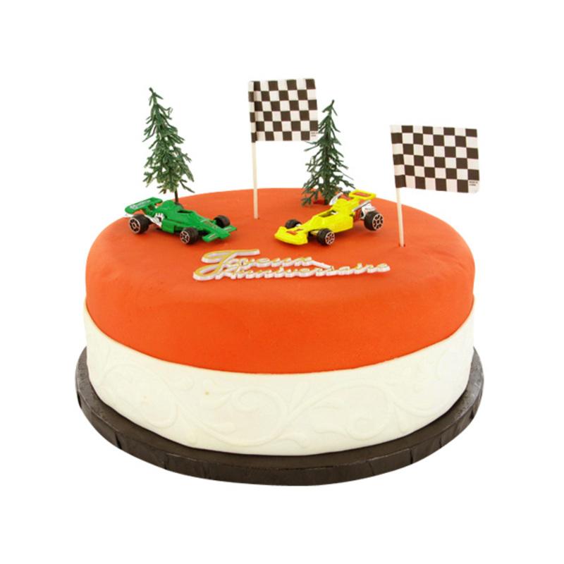 Kit Décor Gâteau Formule 1
