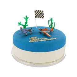 Kit Décor gâteau Planes