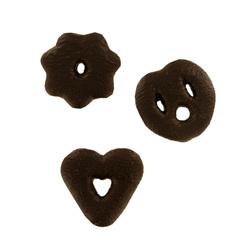 Pains d'épices assortis enrobés au chocolat 225 g