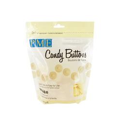 Candy Melts blanc arôme vanille PME 340 g