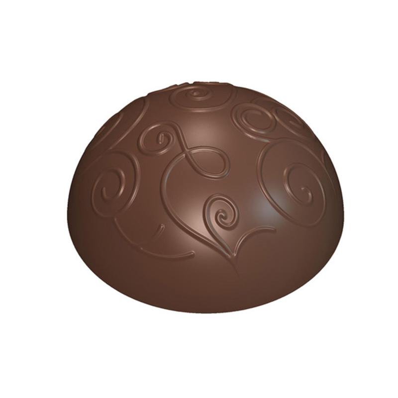 moule chocolat tritan d me no l cerf dellier. Black Bedroom Furniture Sets. Home Design Ideas