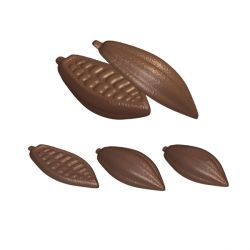 Moule chocolat polycarbonate cabosses