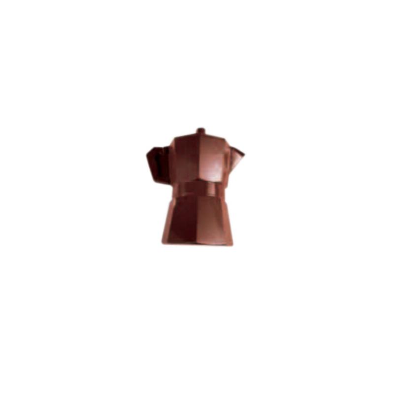 Moule chocolat polycarbonate cafetière