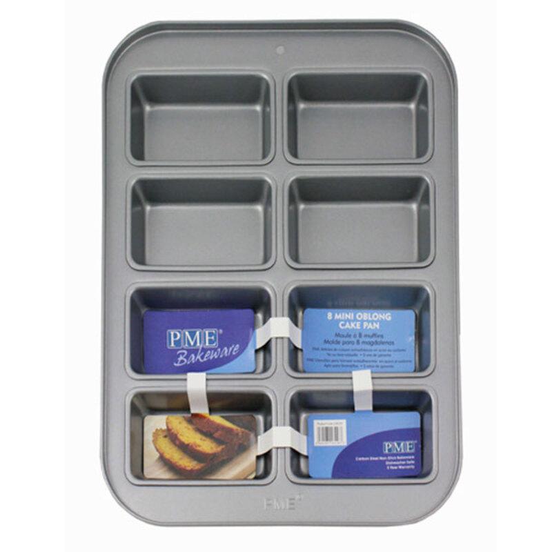 Moule mini cakes anti-adhérent PME