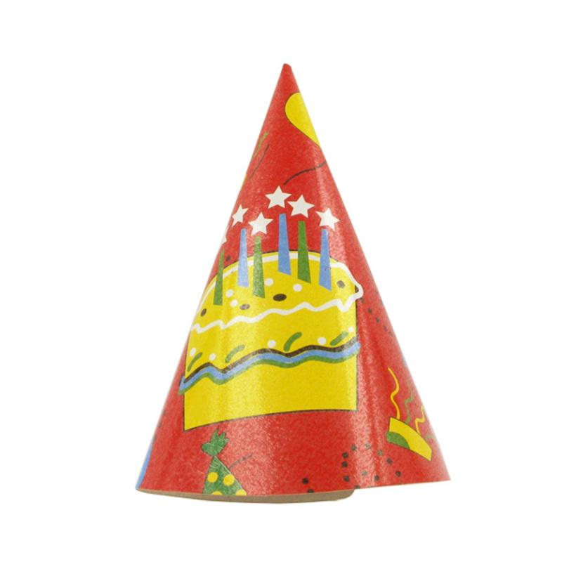 Chapeaux de fête (x6)