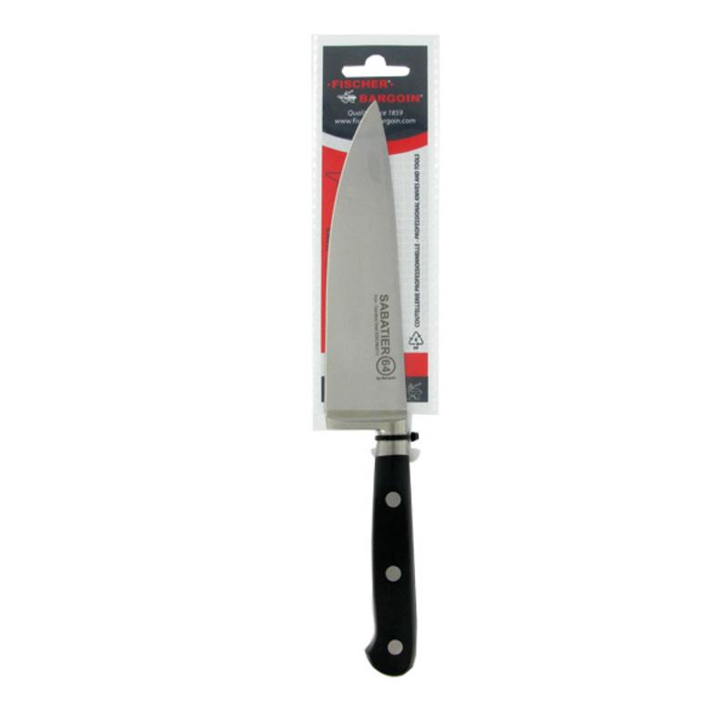 couteau de cuisine sabatier 64 bargoin coutellerie cerf dellier. Black Bedroom Furniture Sets. Home Design Ideas