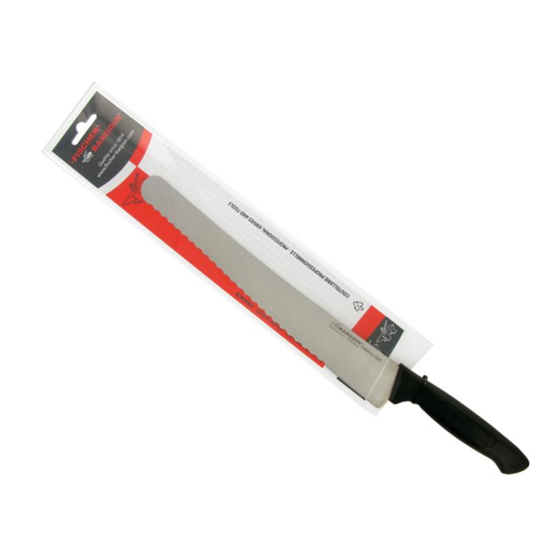 Couteau à génoise courbe 26 cm