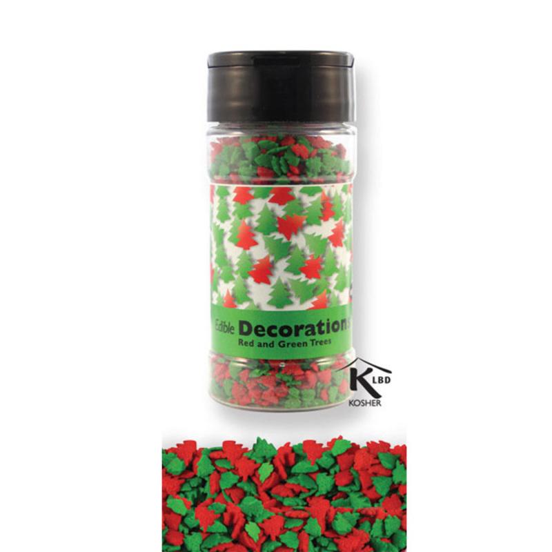 Sapins de Noël en sucre PME (68g)