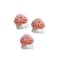 Champignon rouge 13 mm (x150)