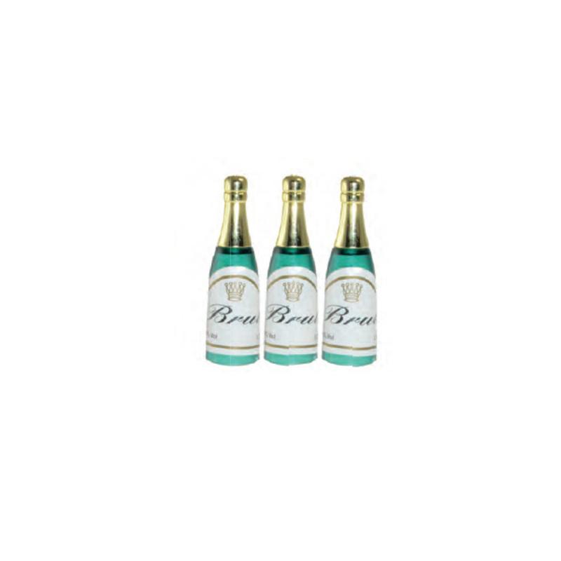 Bouteille de champagne 5 cm  (x72)