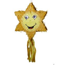 Pinata étoile colorée 48 x 42 cm