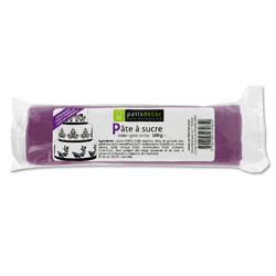 Pâte à sucre violet Patisdécor 100g