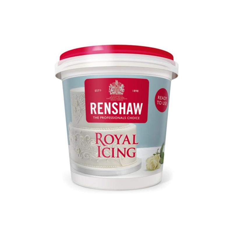 Glace Royale Renshaw prête à l'emploi 400 g