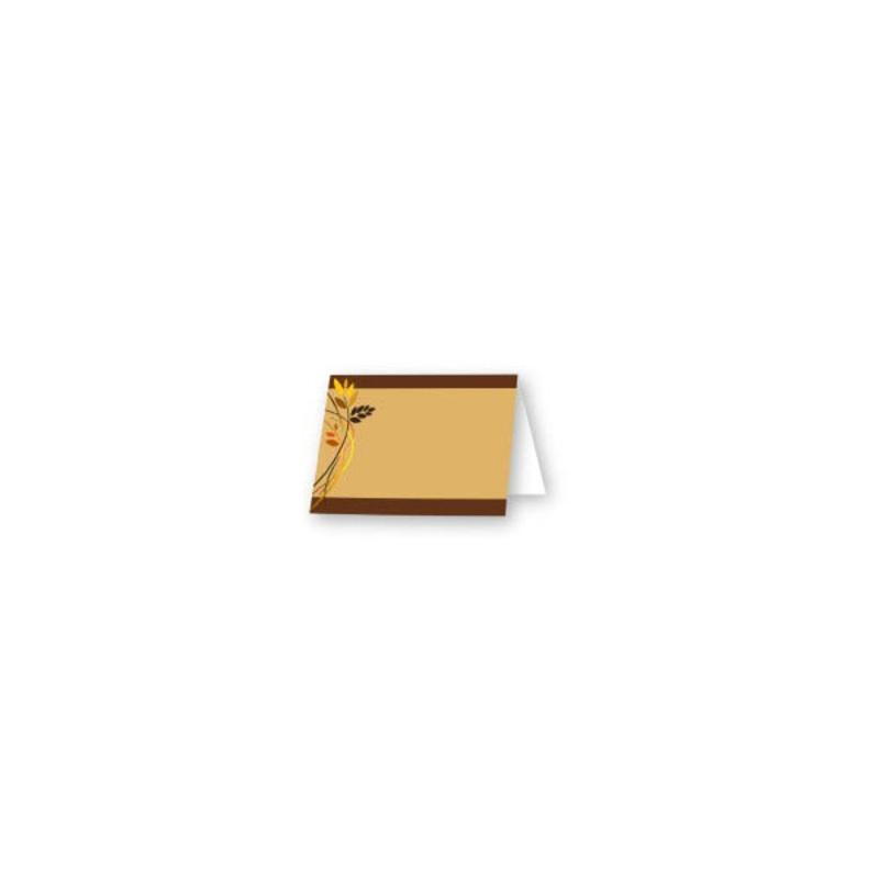 Etiquette chevalet Epidor 7 x 5 cm (x10)