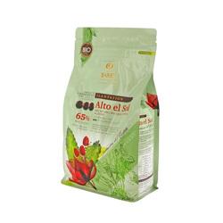Chocolat de Couverture Bio Noir Alto El Sol 1 kg