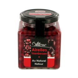 Airelles au naturel 160 g