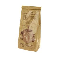 Sucre cacao cardamome Bio 200 g