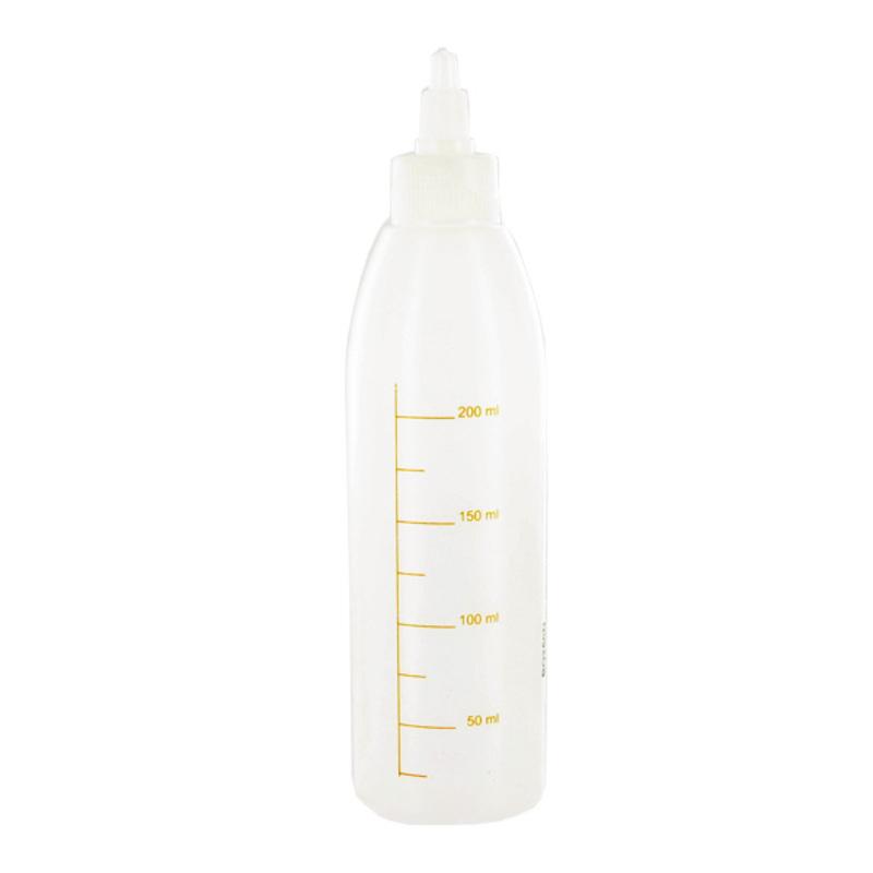 Flacon verseur gradué souple 200 ml