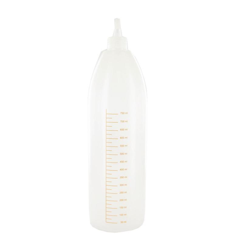 Flacon verseur gradué souple 750 ml