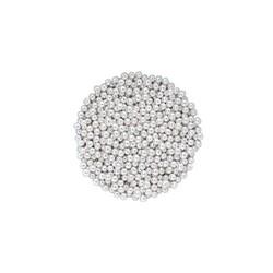 Perles argentées 6 mm (100 g)