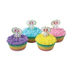 Kit déco cupcakes Lapin (x24)