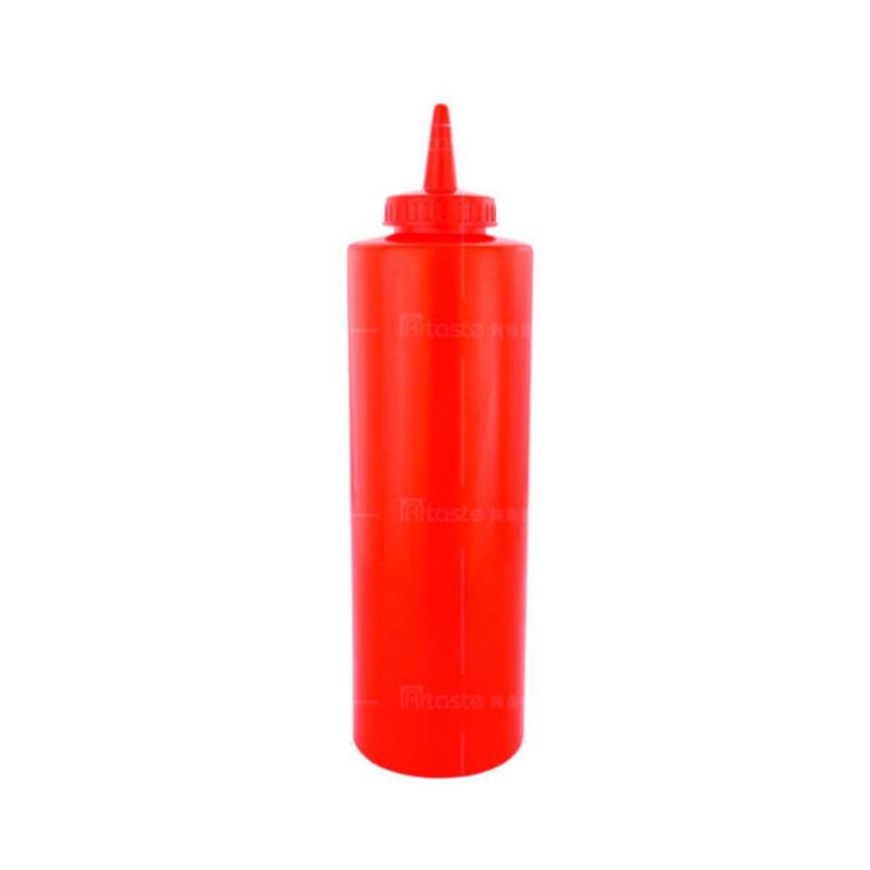 Flacon verseur souple rouge 70,9 cl