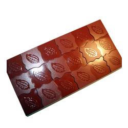 Moule plaques de chocolat cabosses