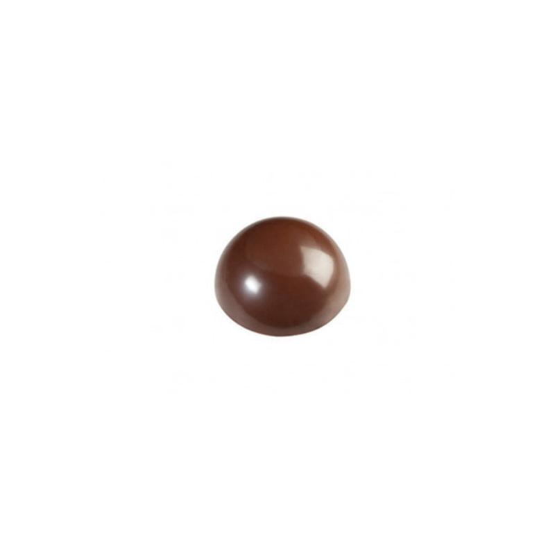 moule demi sphere en chocolat 26 mm cerfdellier com. Black Bedroom Furniture Sets. Home Design Ideas