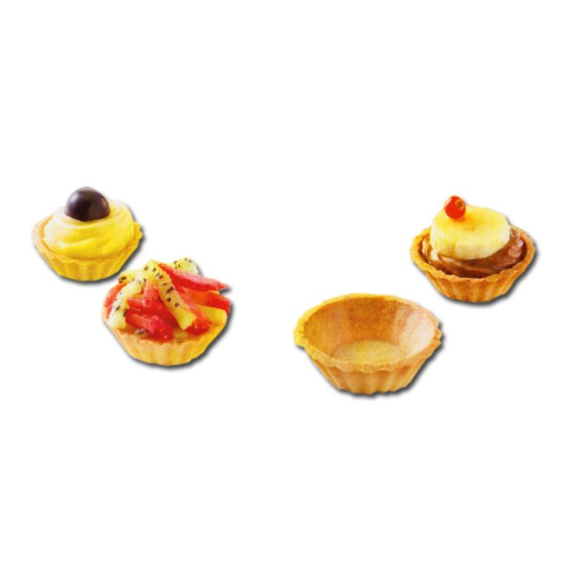 Mini-tartelettes dessert prêtes à garnir (x12)