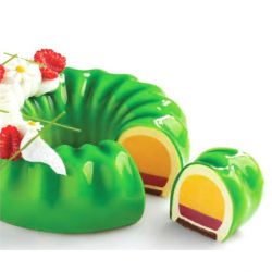Moule silicone savarin Royal Pavoni