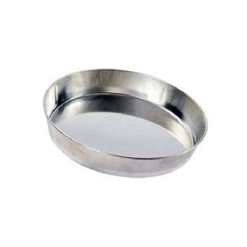 Moule à manqué rond fer blanc 22 cm