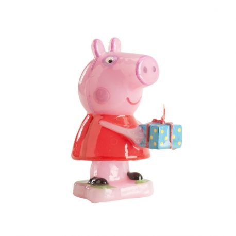 Bougie Peppa Pig 8 cm