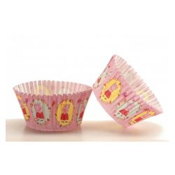 Caissette cupcake Peppa Pig (x 50)