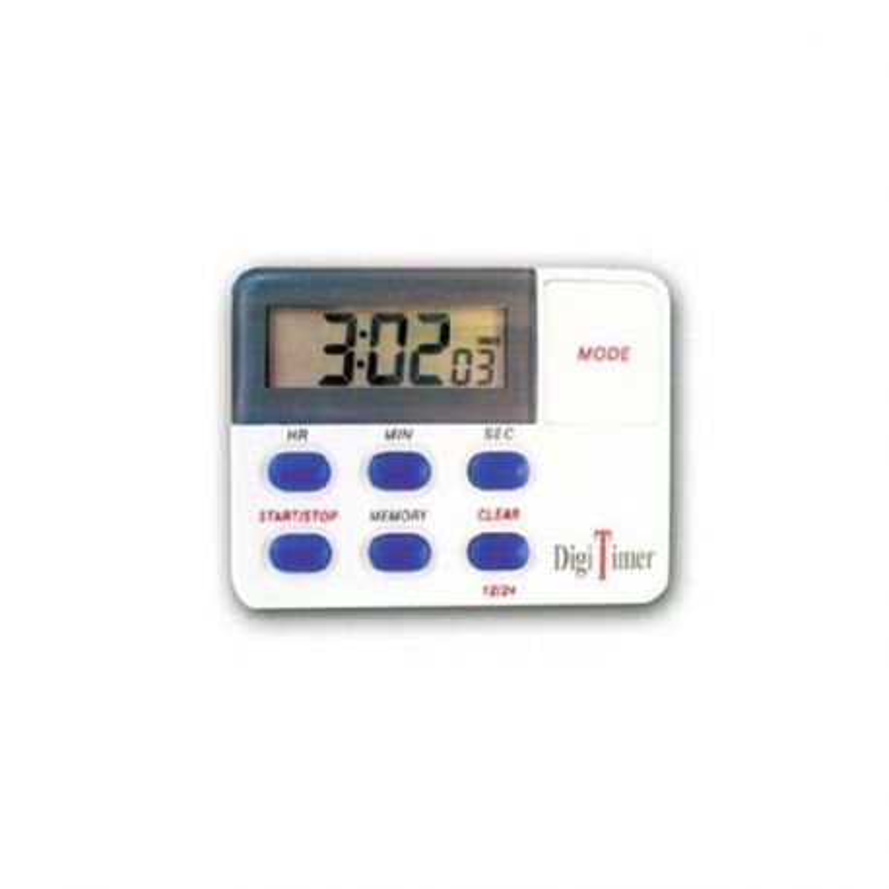 Minuteur digital chronomètre