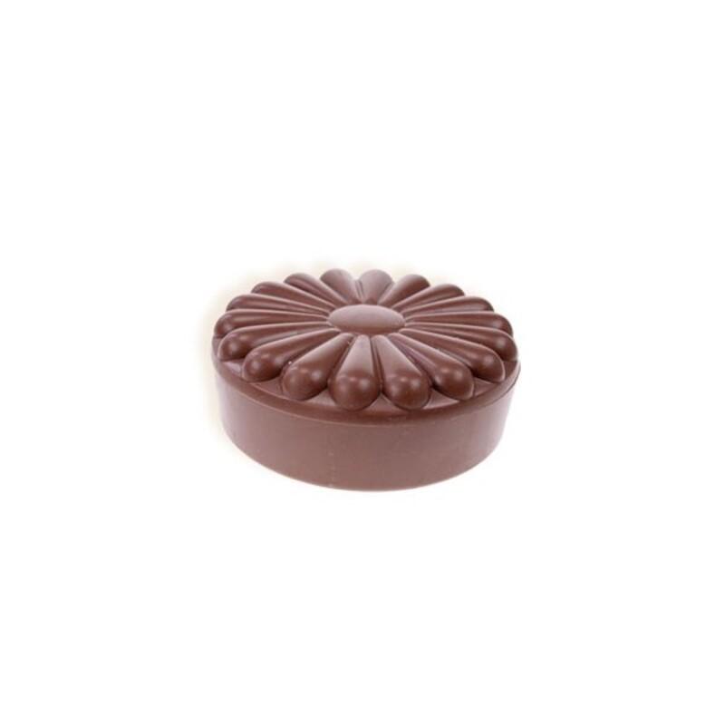 Moule a chocolat bonbonnière marguerite